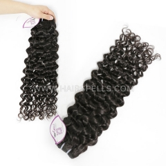 1 Bundle Cambodian Italian Curly Hair 100% Unprocessed Virgin  Human Hair Natural Color